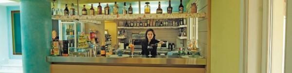 Il bar - Hotel del Corso