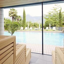 Panorama sauna-Hotel-Marlena