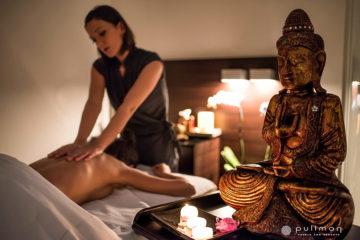 Massaggio anti stress al Pullman Timi Ama