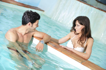 Coppia in SPA - Arbatax Park Resort