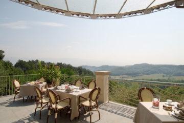 Vista - Villa La Borghetta