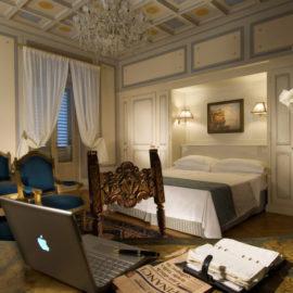 Camera di Villa La Borghetta