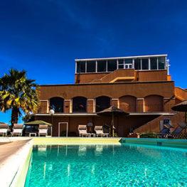 Villa Susanna degli Ulivi Hote SPA