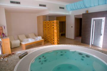Centro benessere - Baiamalva Resort