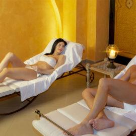 Massaggio - Relais Sassa al Sole